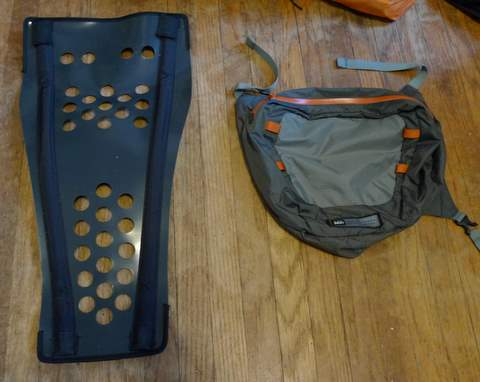 REI Flash 65 Framesheet/Stay and Optional Floating Lid