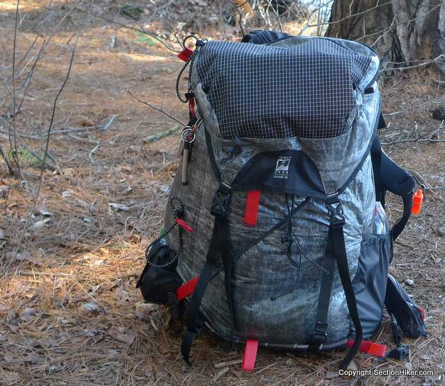 Terra Nova Quasar 55L Backpack