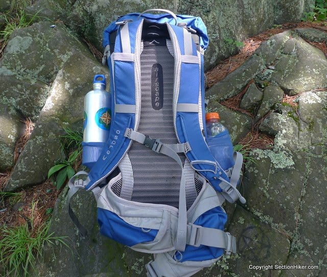 Osprey Kestrel 28 - Back