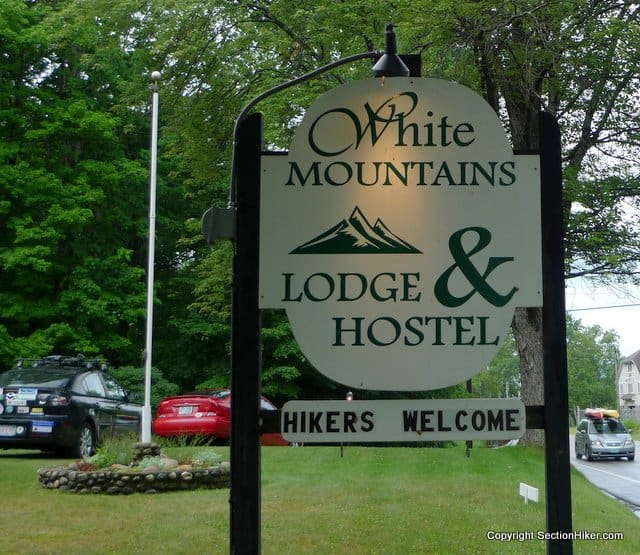 White Mountains Lodge and Hostel, Gorham NH