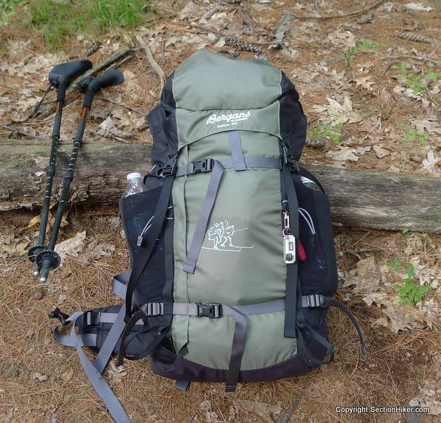 Helium 55L Backpack - Front