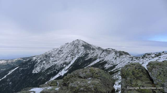 Mt Lincoln in March