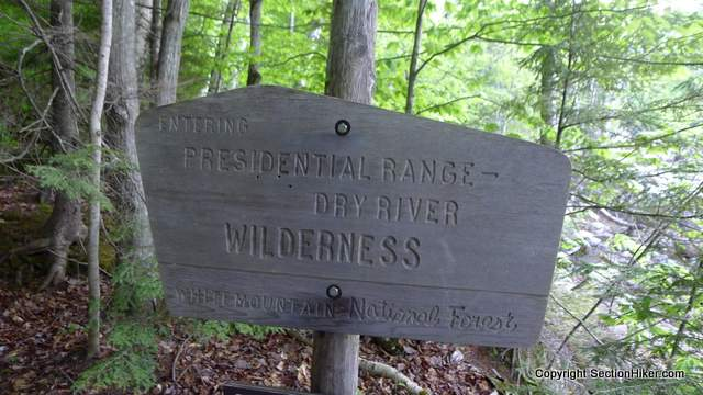 Presidential-Dry River Wilderness Boundary