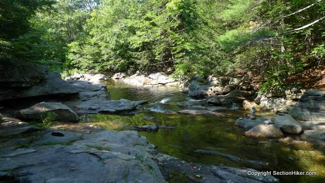 Cold River Swimming Hole