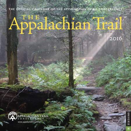 Official Appalachian Trail Calendar published by the ATC