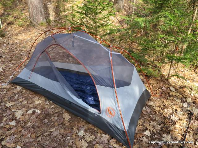 Big Agnes Copper Spur Ul 1 Mtnglo Backpacking Tent Review