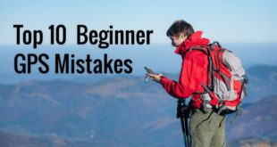 Top 10 Beginner GPS Mistakes