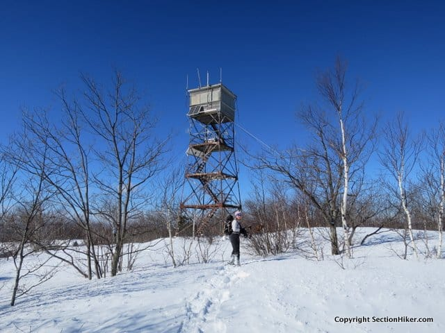 The Red Hill Firetower