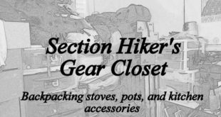 Gear Closet - Stoves, Pots, Kitchen, Bear Protection