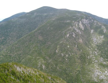Decent from Carter Dome to Carter Notch