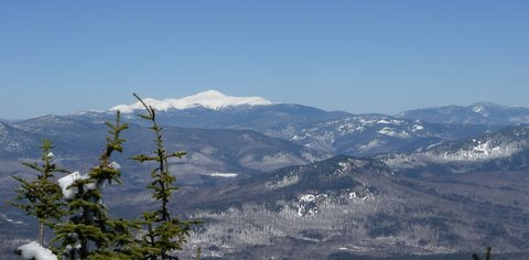 Mount Washington and the Presidentail Range