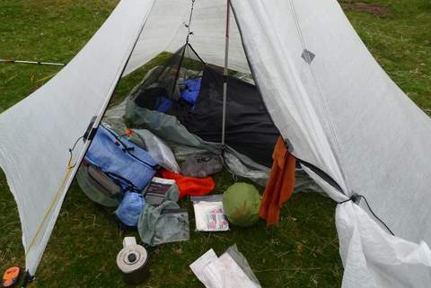 Ultralight Camping Gear