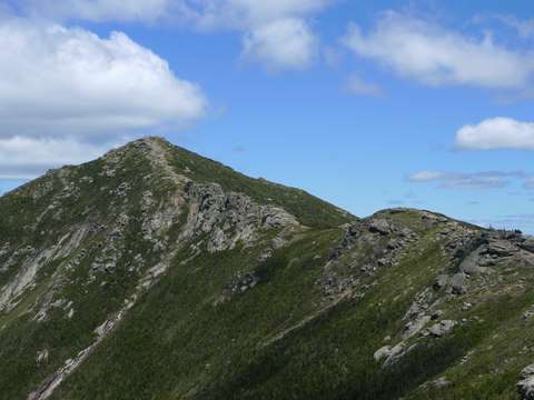 Mt Lincoln, Franconia Ridge Trail