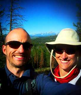 Going Light With A Partner By Chris Wallace Section Hikers Backpacking Blog