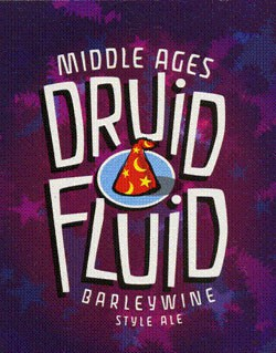 Druid Fluid from Middle Ages Brewing Company