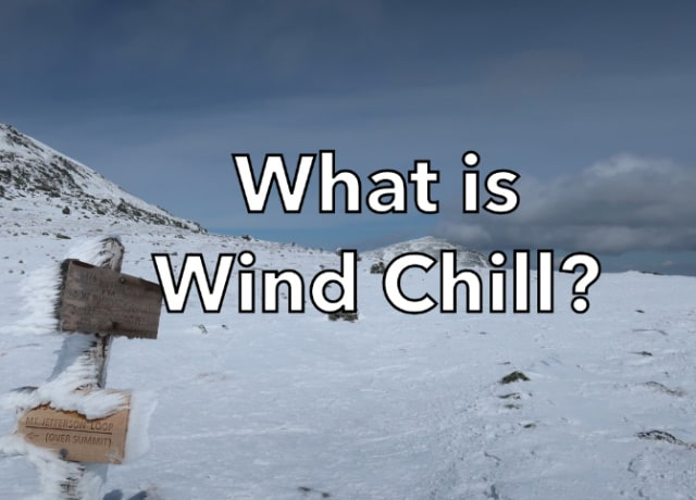 What is Wind Chill?