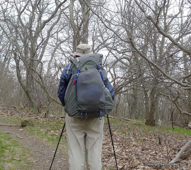 The Gossamer Gear Mariposa Backpack (52L) only weighs 29 ounces