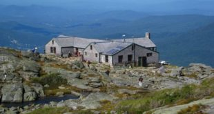 Lake of the Clouds Hut, Mt Washington