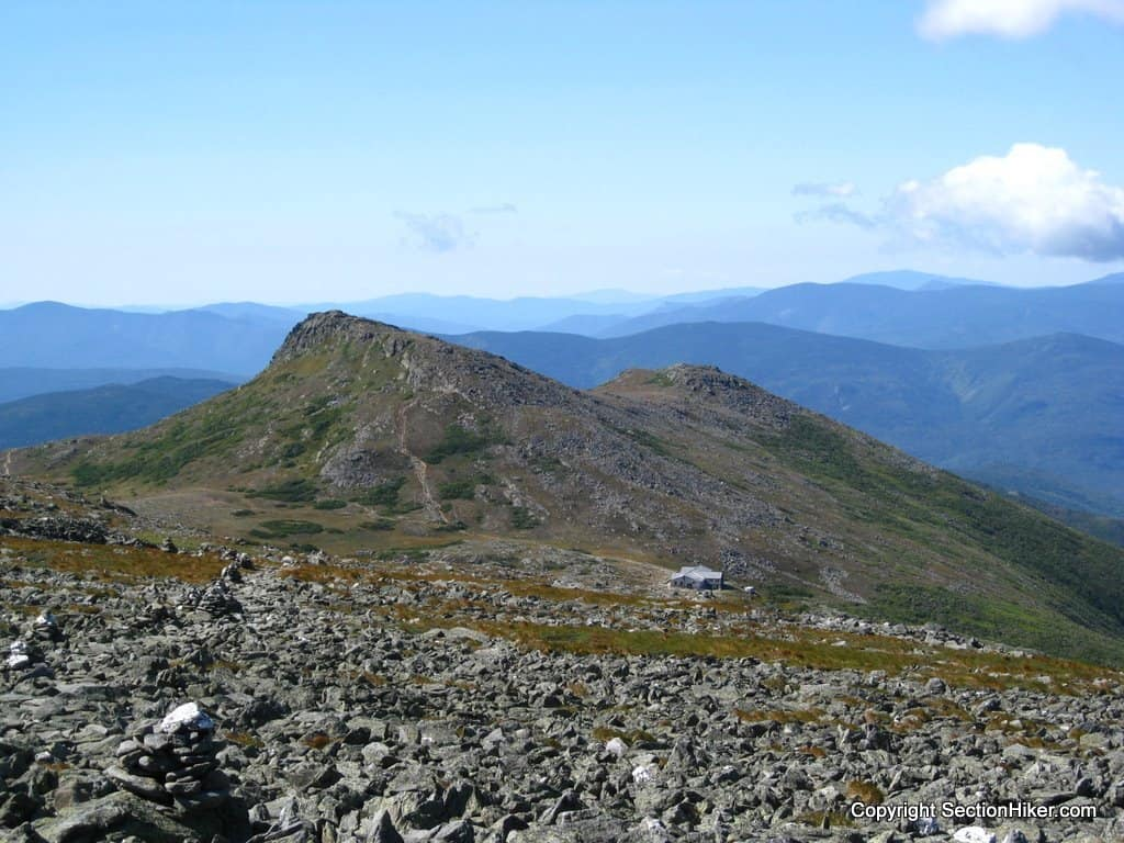 Great Hikes A Presidential Traverse Section Hikers