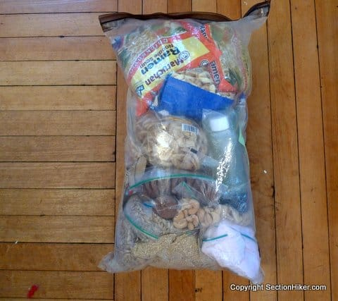 How to Pack a Lot of Backpacking Food into a Small Space