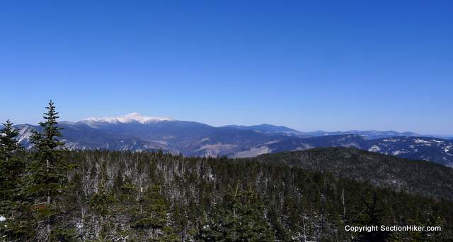 Mount Washington and the Southern Presidentials