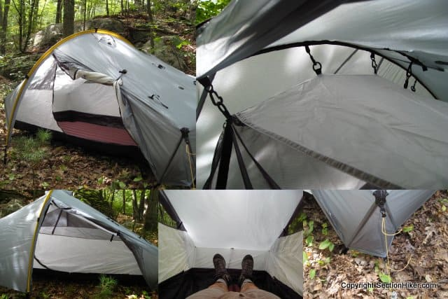 Ultralight Backpacking Tent And Shelter Guide Section