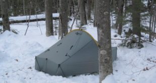 Tarptent Scarp 1 in Winter