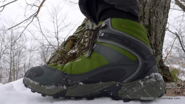 Vasque Snow Junkie Insulated Winter Hiking Boots | Section Hikers ...