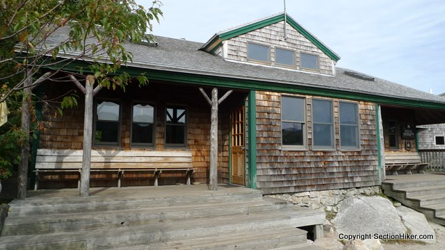 Appalachian Mountain Club's Zealand Hut