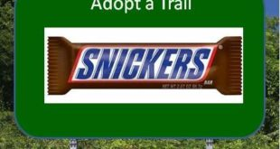 The ATC Sells Adopt-a-Trail Sponsorships to Corporations