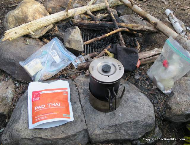 Good To-Go Pad Thai Dehydrated Backpacking Meal