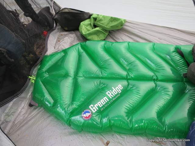 Big Agnes Green Ridge Sleeping Pad