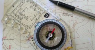 The Brunton TruArc10 is a baseplate style compass with a declination adjustment.