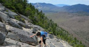 What the White Mountain Guide says about the (North) Tripyramid Trail