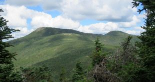 Goose Eye Mtn and East Goose Eye on the Maine Appalachian Trail