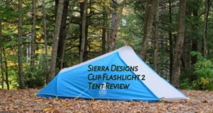 Sierra Designs Clip Flashlight Tent (2016 model)
