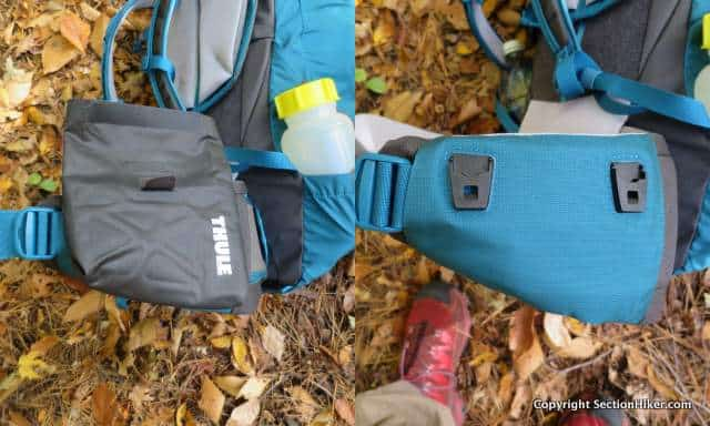 13c2534a39 Thule Versant 50 Backpack Review - Section Hikers Backpacking Blog