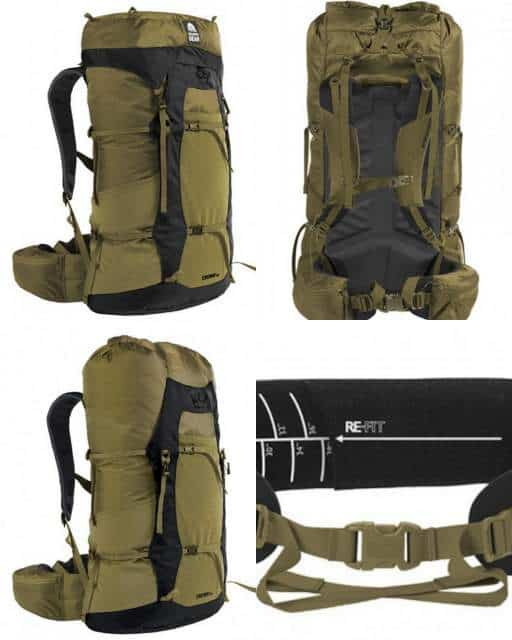 Granite Gear Crown2 Backpack
