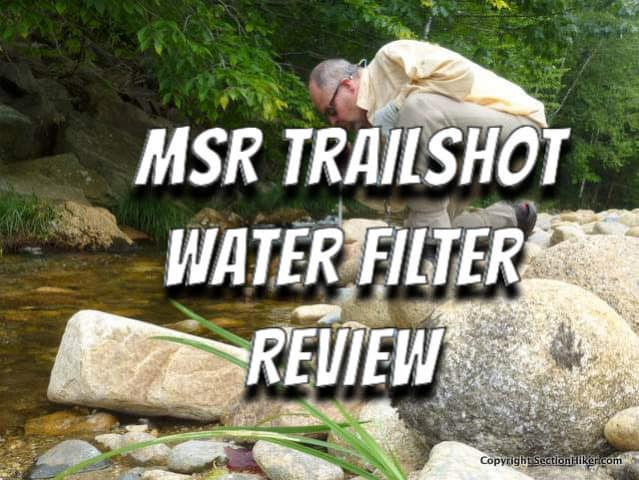 Drinking-from-a-MSR-TrailShot-Water-Filter