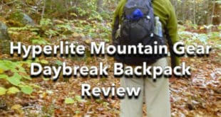 Hyperlite Mountain Gear Daybreak Backpack Review