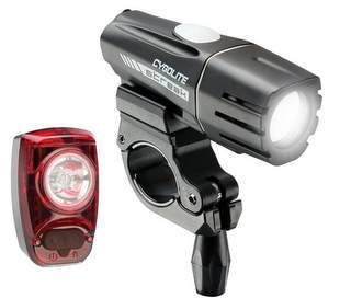 Cygolite Streak 450 Bike Light Combo Set