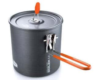 GSI 1.1 Boiler Hard Anodized Pot