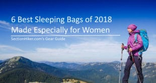 6 Best Sleeping Bags for Women