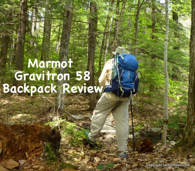 Marmot Gravitron 58 Backpack Review