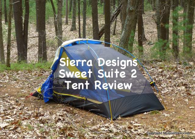 Sierra Designs Sweet Suite 2 Tent Review