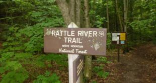 Rattle River Trailhead