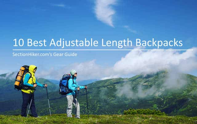 10 Best Adjustable Length Backpacks