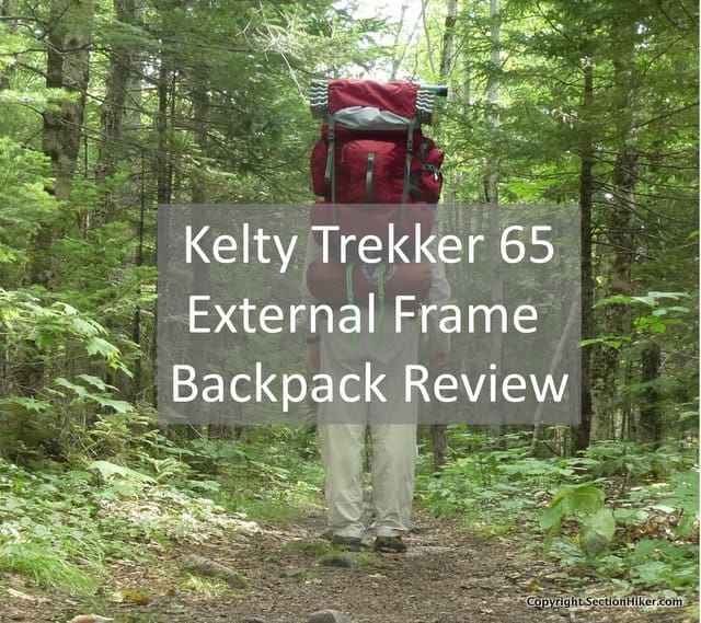 Kelty Trekker 65 External backpack Review