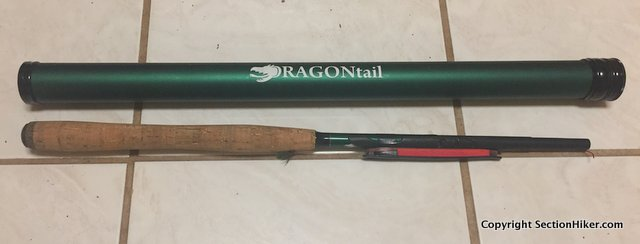 The DragonTail Hydra Tenkara Rod