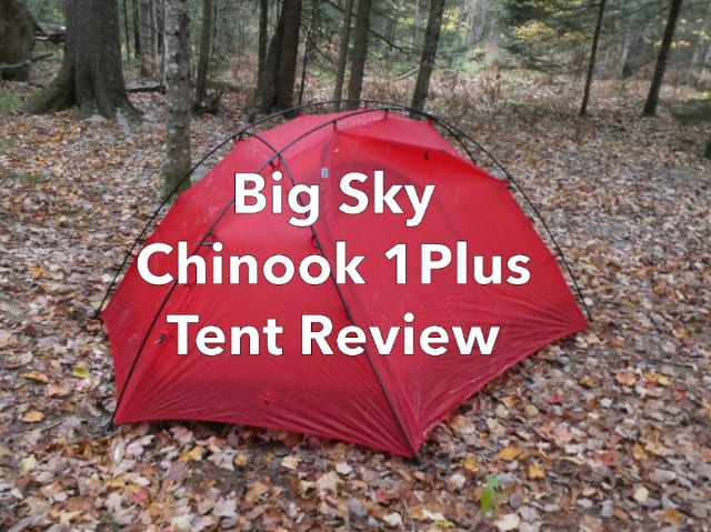 Big Sky Chinook 1Plus Tent Review